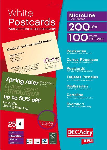 Ocb3325 multipurpose cards microline ocb3325 decadry see our ocb3325 multipurpose cards microline accmission Image collections