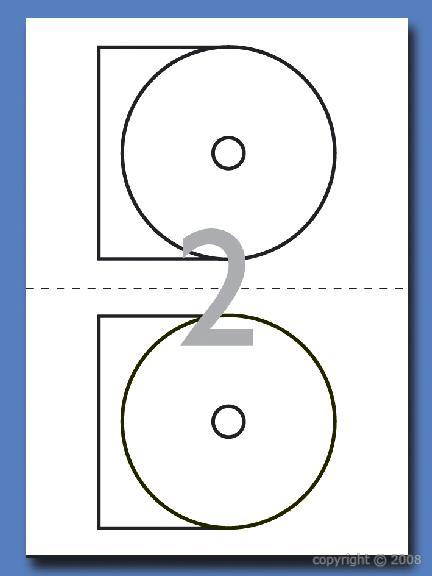 Olw4824 Multipurpose White Cd Labels Olw4824 Decadry See Our